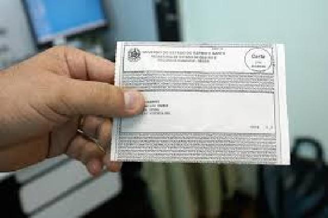 Impressão de contra cheque par empresas