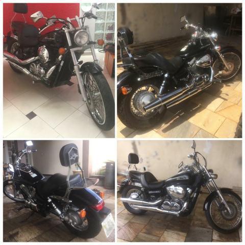 Moto honda shadow 750 ano 2011
