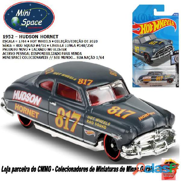 Hot Wheels 1952 Hudson Hornet 1/64
