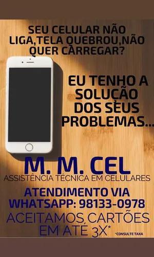 Conserto de celulares smartphones
