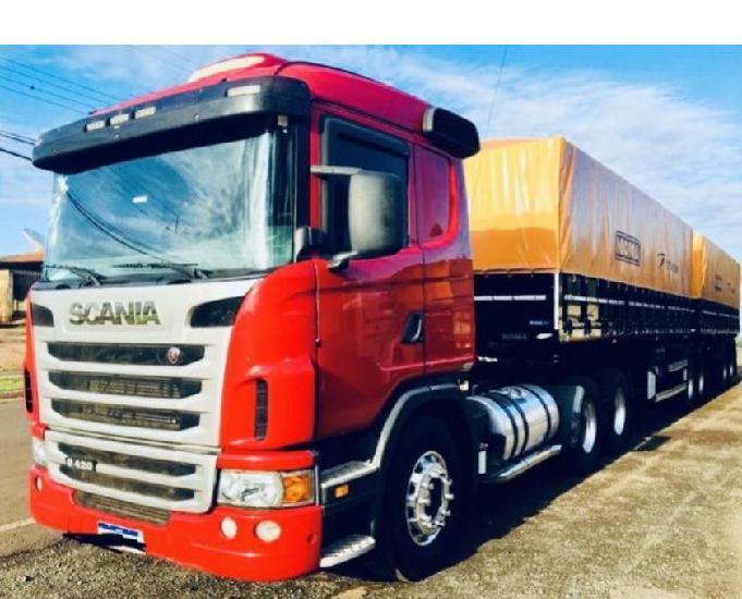 Scania g420 6x4
