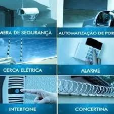 Segurança eletrônica/eletricista