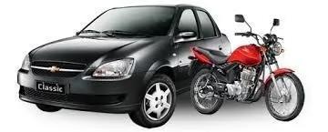 Seguros de carros motos