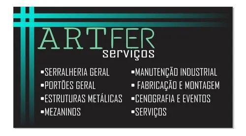 Serralheria geral e servicos