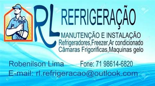 Serviços de refrigeração