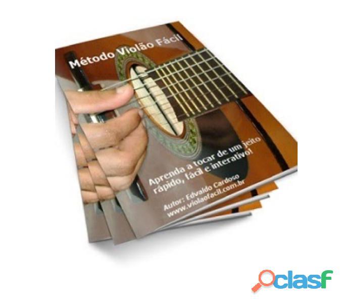 Curso de violão com vídeo aula