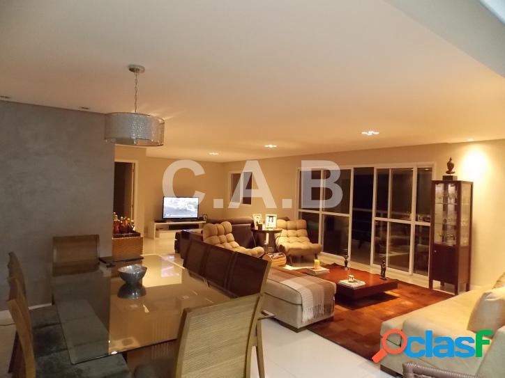 Apartamento em Alphaville no Condominio Ereditá com 3 suites