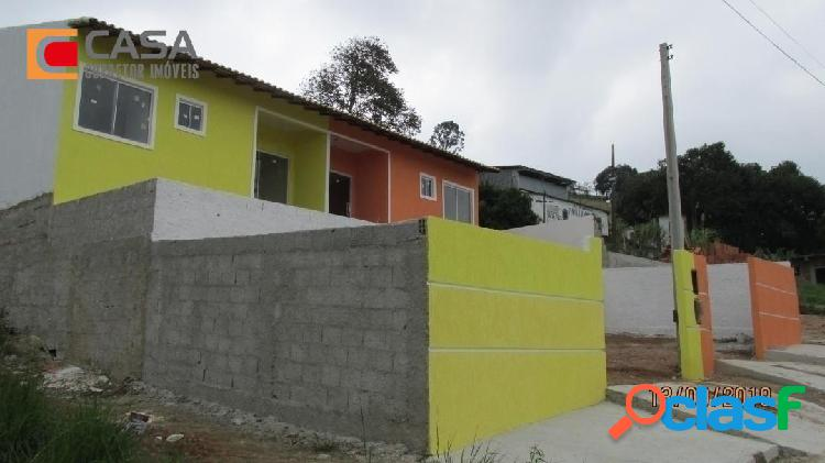 Casa com 2qts em São José com boa localização! 3
