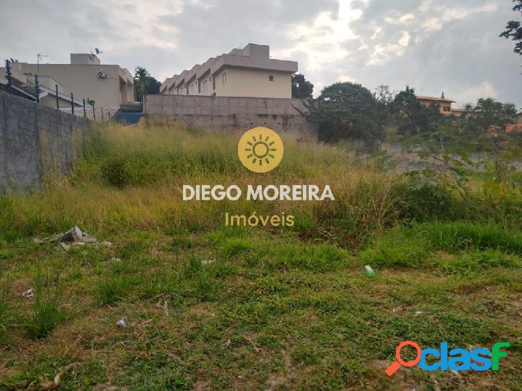 Terreno à venda em Atibaia com excelente localização - 672 m² 1