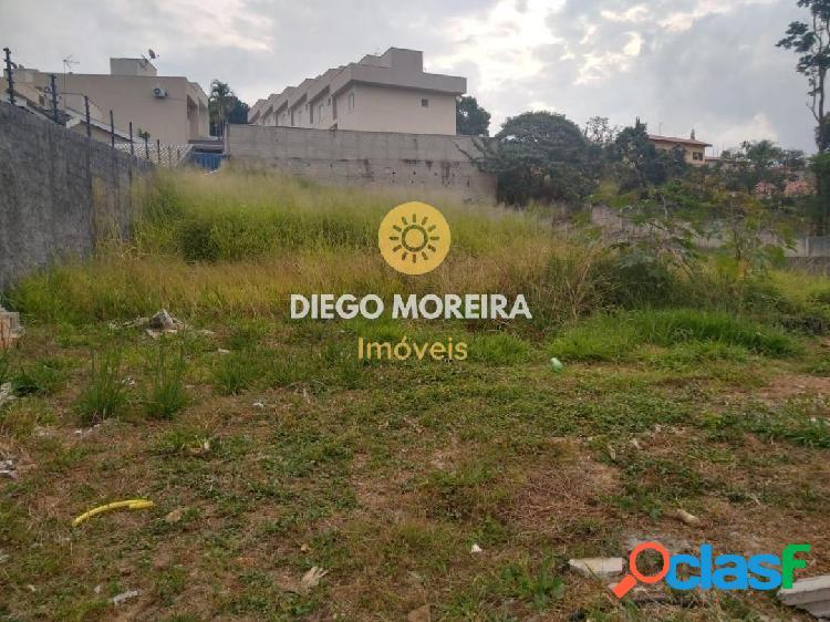 Terreno à venda em Atibaia com excelente localização - 672 m² 2