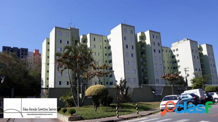 Apartamento 02 dormitórios - pq. marajoara