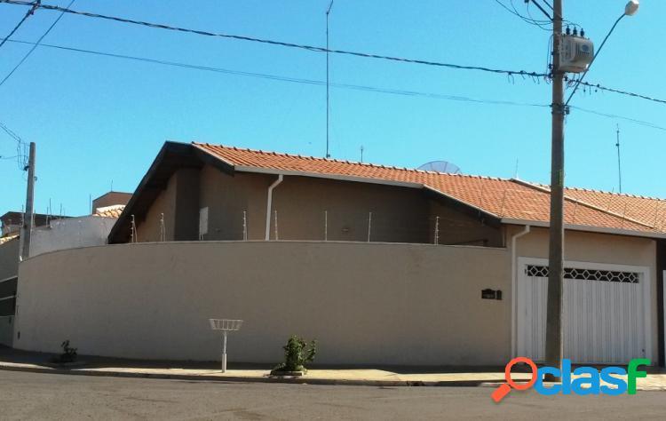 Casa de esquina - venda - brodowski - sp - jd. maria imaculada ii