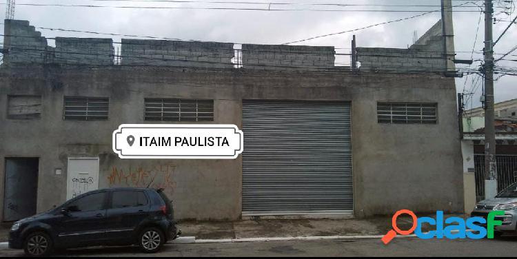 Galpão - Aluguel - São Paulo - SP - Vila Silva Teles)