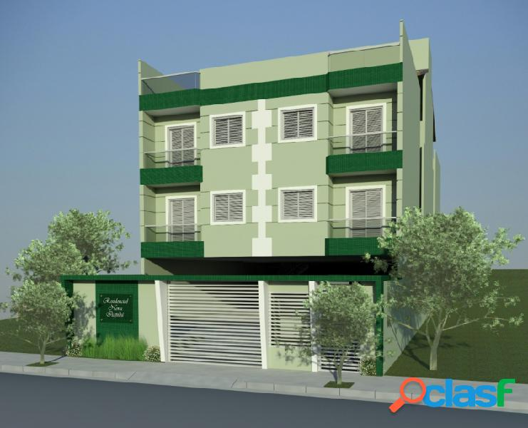 Apartamento sem condomínio - venda - santo andré - sp - vila alice