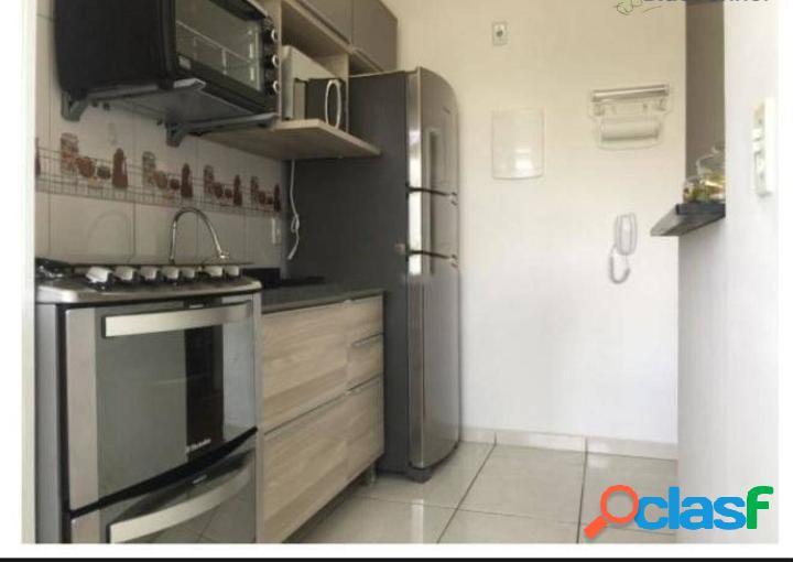 Apartamento com 2 dorms em jundiaí - cidade nova por 200 mil à venda
