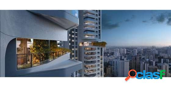 O novo ícone arquitetônico da cidade - apto de 134m² na melhor localização