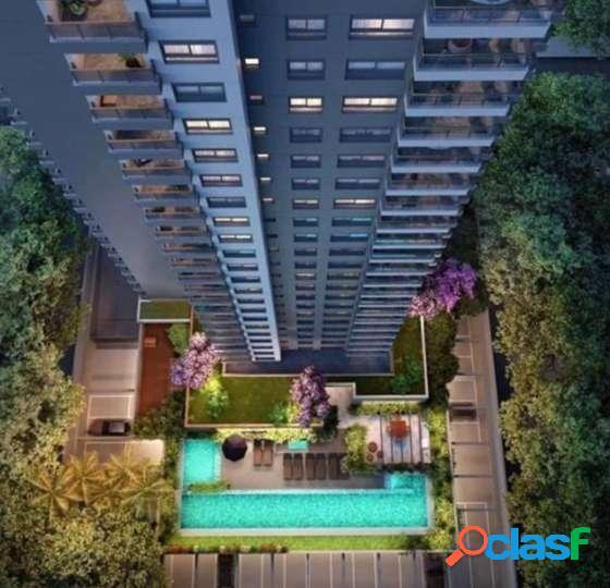 Apartamentos na planta no panamby a partir de 25m2