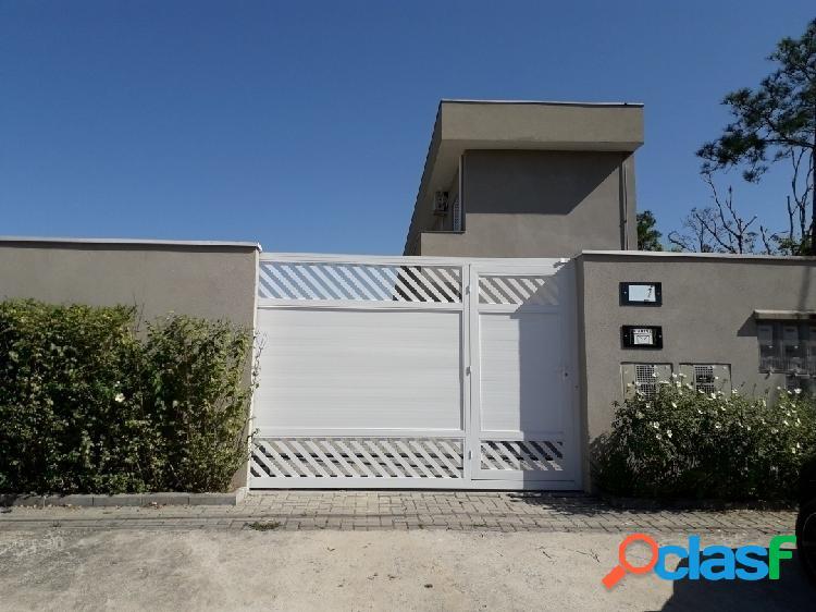 Litoral norte casa em condomínio - 2 dormitórios r$ 180 mil