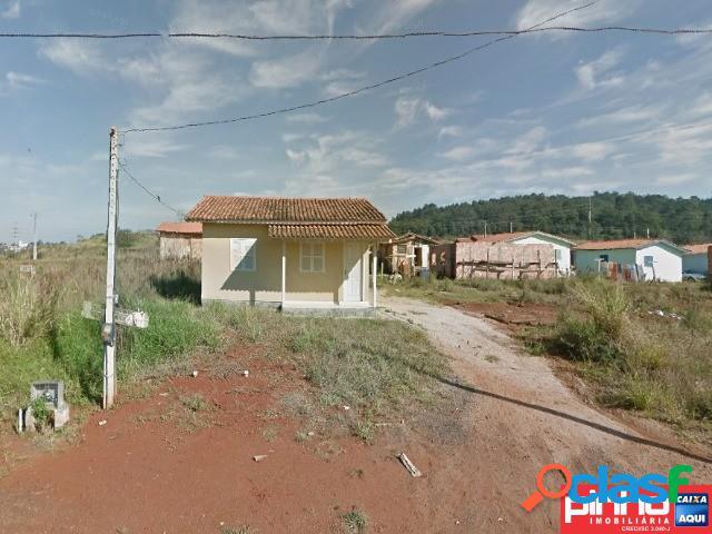 CASA 02 DORMITÓRIOS, VENDA DIRETA CAIXA, BAIRRO SÃO SEBASTIÃO, CRICIÚMA, SC