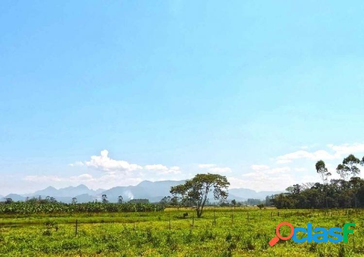 Terreno Rural a Venda em Joinville entrada de 30%. 2