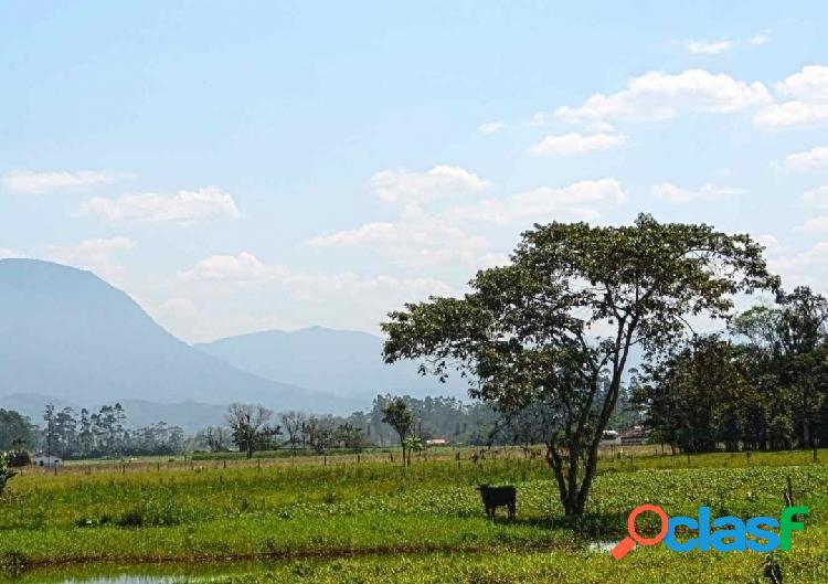 Terreno Rural a Venda em Joinville entrada de 30%. 3
