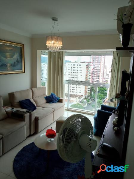 Apartamento alto padrão com lazer completo - 2 dormitórios em santos