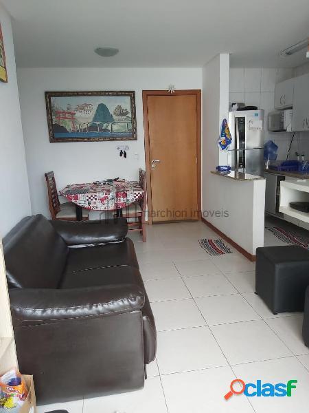 Apartamento 2 quartos 1 suíte montado lazer completo