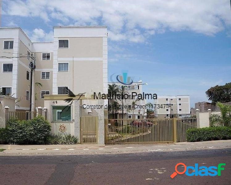 Apartamento - condomínio residencial parque aletéia