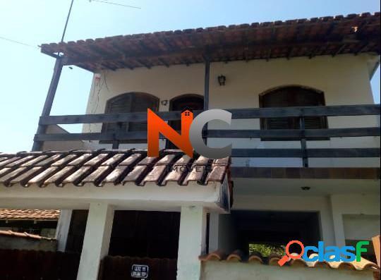 Casa com 2 dorms, itapeba, maricá - r$ 300 mil, cod: 728