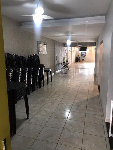 Excelente casa comercial c/ salão 220 m2 c/ 02 cozinhas