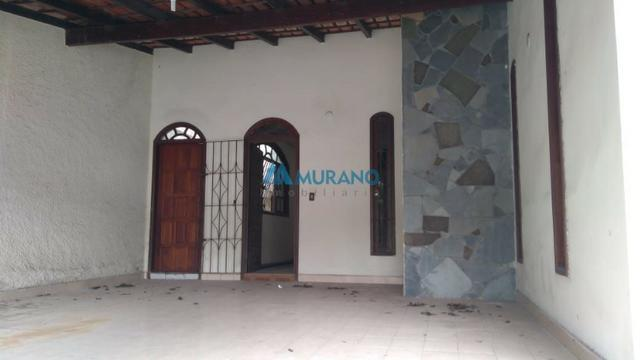 Murano imobiliária aluga casa no centro de vila velha. cód