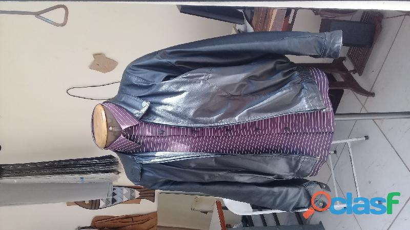 Reforma de roupas de couro