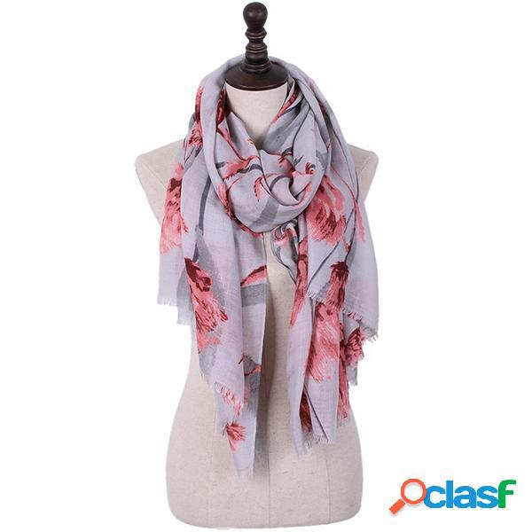 180cm mulheres pashmere solid longo lenço macio cachecol em ângulo cachecol casual espumante lenços de xale quente