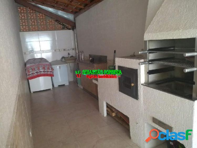 Casa 2 Dormitórios em Condomínio Bairro Jardim Santa Júlia- SJC 1