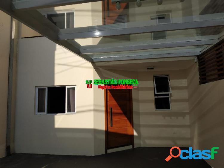 Casa 3 dormitórios em residencial são francisco - sjc
