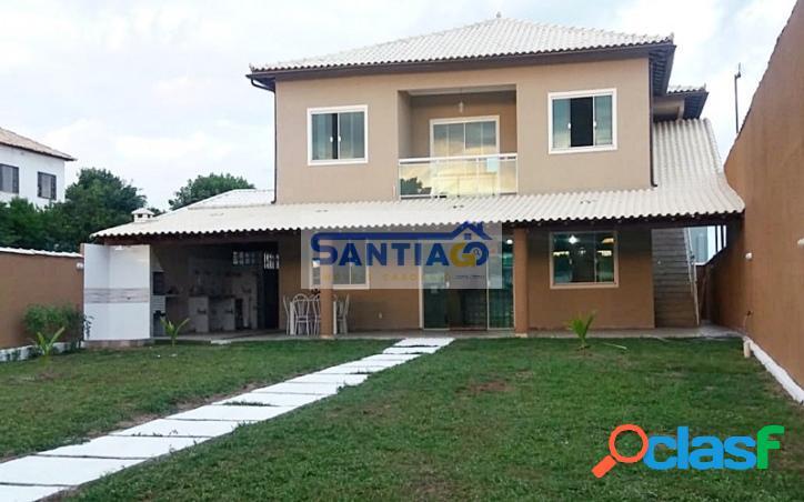 Casa independente a venda de 4 quartos na vila do peró em cabo frio