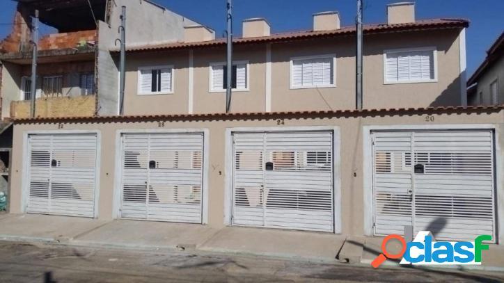 Sobrado com 2 dormitórios à venda, 66 m² por r$ 360.000 - vila curuçá - são paulo/sp