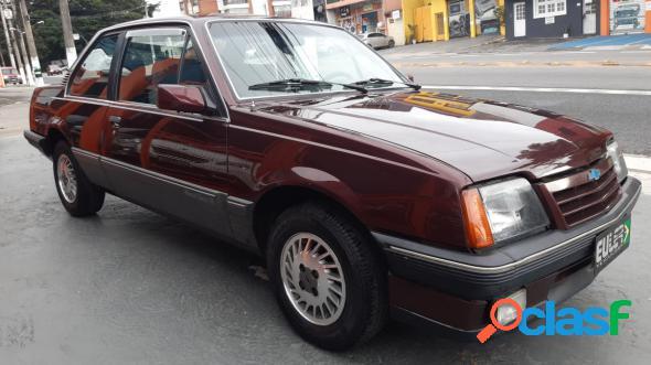 Chevrolet monza classic se 2.0 mpfi e efi 2p e 4p vermelho 1990 2.0 gasolina