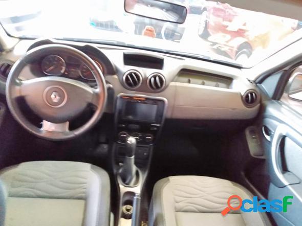 Renault duster dynamique 1.6 flex 16v mec. branco 2014 1.6 flex