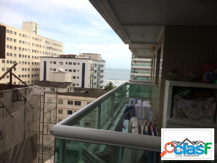 Apartamento Alto Padrão Mobiliado / Praia Grande / 2 Dormitórios. 3