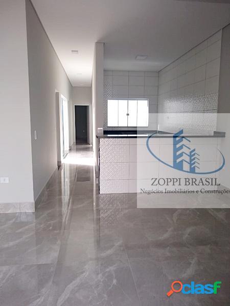 CA890 - Casa à venda em Americana, Jardim Terramérica, 150m², 3 dormitórios