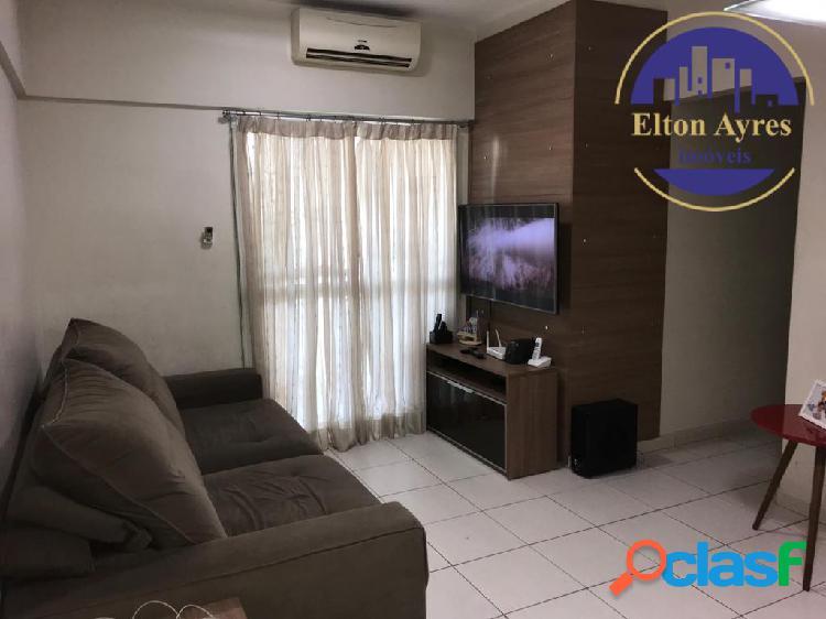 2 dormitórios com suite e armários planejados