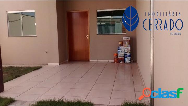 Casa no residencial vale do sol anápolis