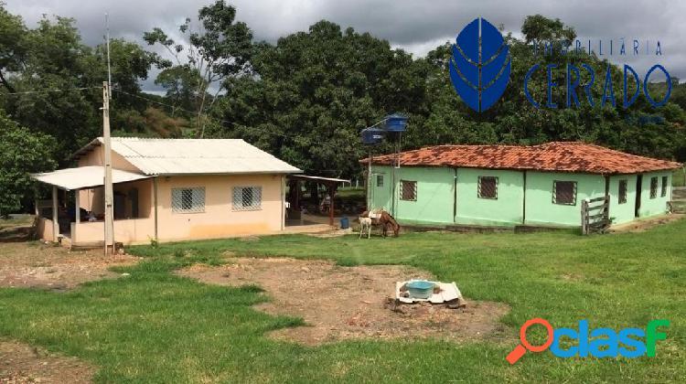 Chácara no município de pirenópolis