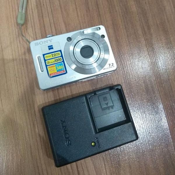 Máquina fotográfica sony cyber shot