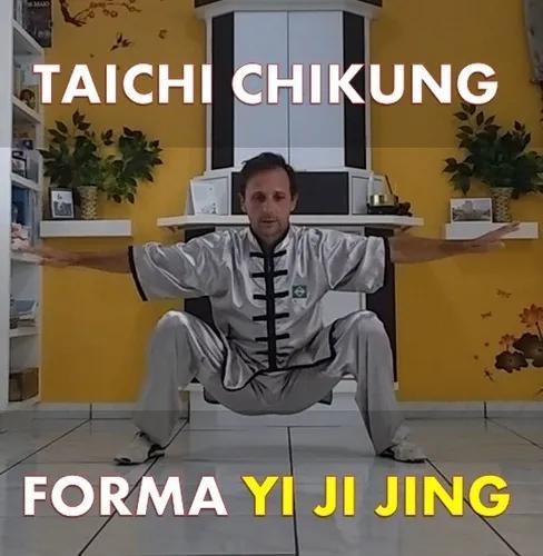 Online curso básico taichi chikung - forma yi ji jing