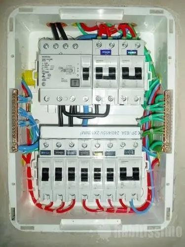 Serviços elétricos residenciais e prediais