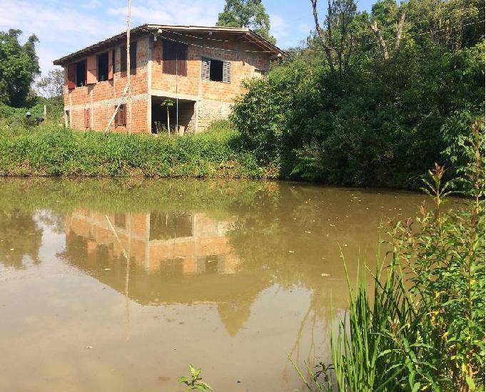 Sítio 3,0 hectares - fazenda fialho - taquara - rs