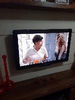Tv philips 32 lcd, f. hd com conv.