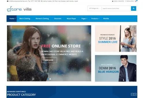 Um site de compras para você! loja virtual
